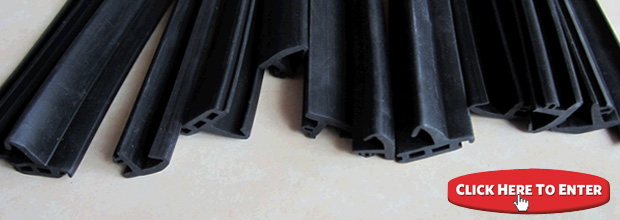 Rubber Profile Extruded Silicone Extruded Products
